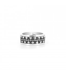 Sandoval's Legacy - Sterling Silver Ring