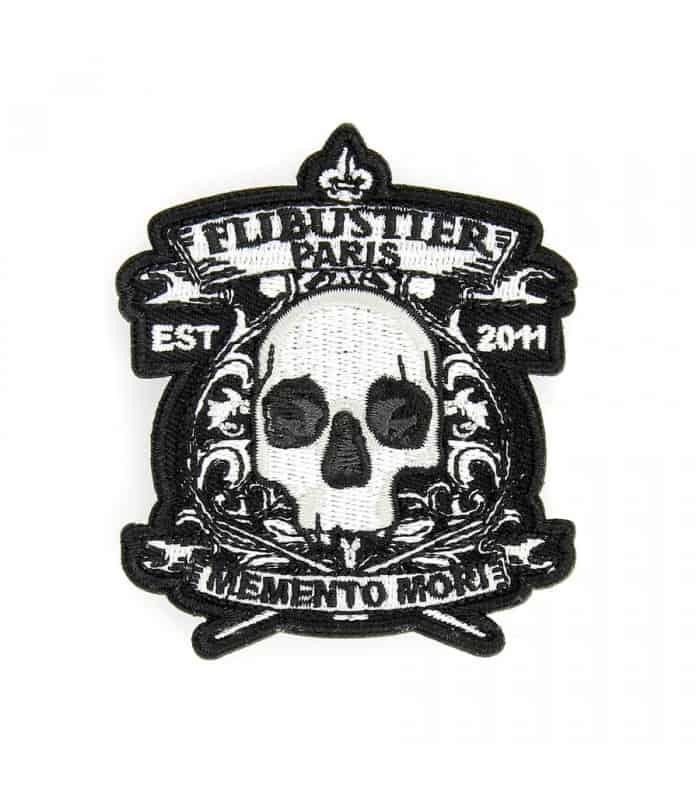 Patch Ace of Spade Memento Mori