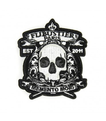 Ace of Spade Memento Mori Patch