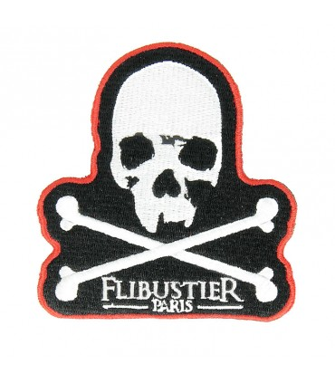Flibustier's Jolly Roger logo Patch