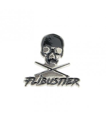 Flibustier's Jolly Roger metal pin