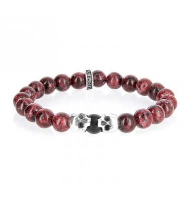 Head2Head - Red jade and matte onyx