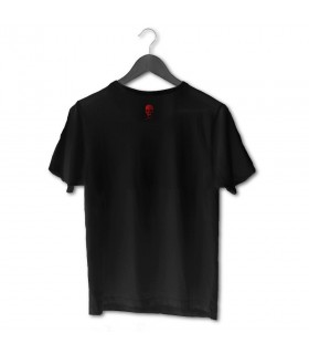 F*ck everything and become a pirate - black T-shirt