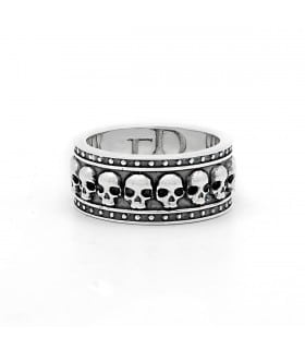 Cortez Legacy - Sterling Silver Ring