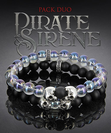 pack duo Pirates et Sirenes